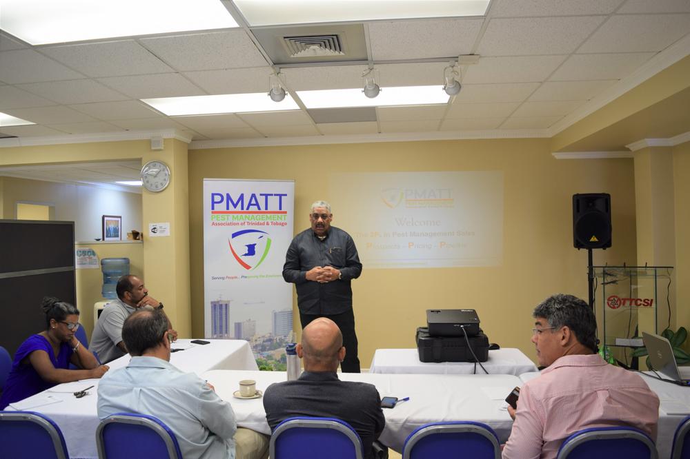 PMATT Members Pest Management Sales Workshop