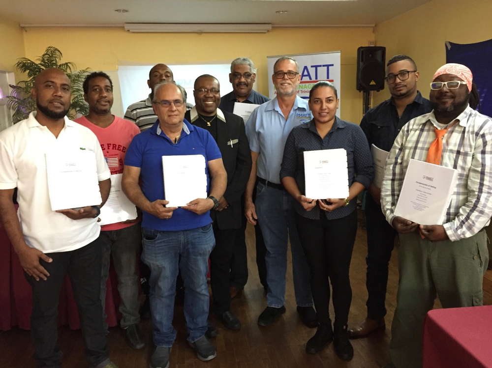 PMATT Successful First Quarter Training Programme