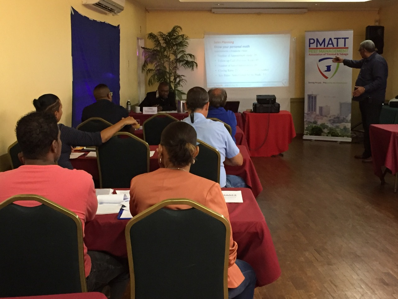PMATT Members Pest Management Workshop
