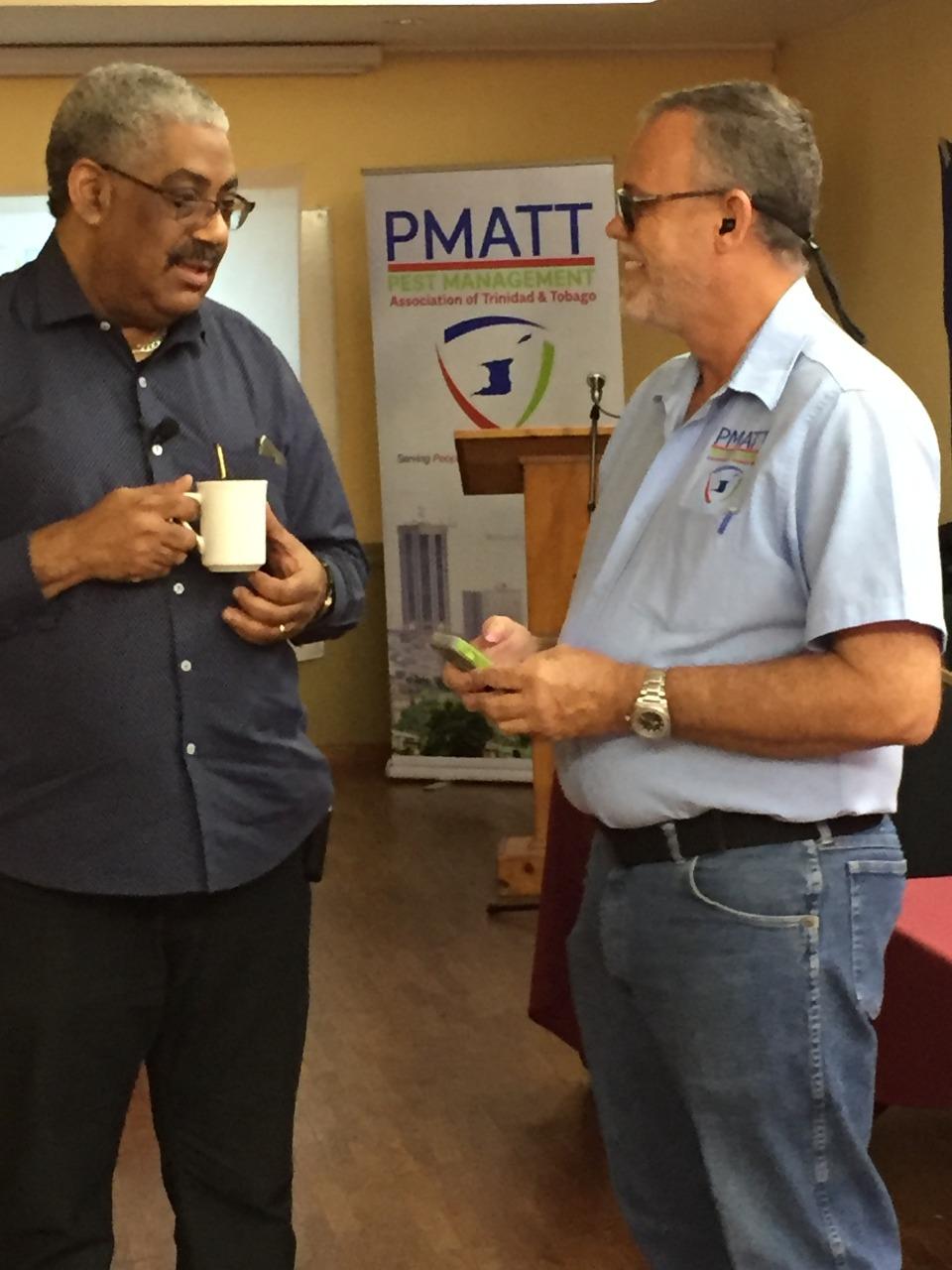 PMATT Directors Collaborate