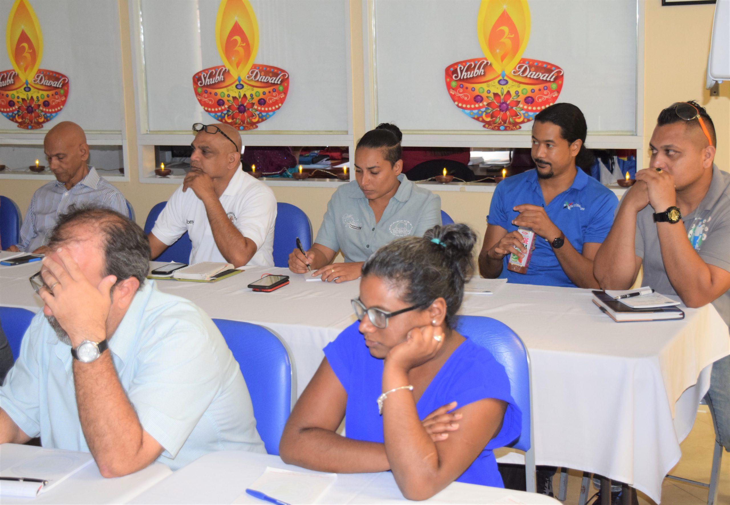 PMATT Members Pest Management Discuss